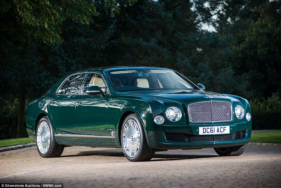 Drive Like Royalty: The Queen\'s Cars are up for Sale. | autoenvy